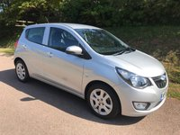 USED 2016 16 VAUXHALL VIVA 1.0 SE AC 5d 74 BHP **£20 ROAD FUND**1 OWNER**SUPERB CONDITION**NEW MOT**