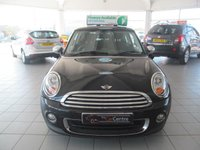 2012 MINI HATCH ONE 1.6 ONE 3d 98 BHP £5300.00
