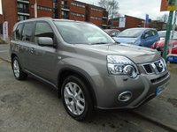 USED 2012 62 NISSAN X-TRAIL 2.0 TEKNA DCI 5d AUTO 148 BHP NAV, PAN ROOF, FULL DEALER HISTORY