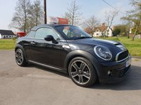 2012 MINI COUPE 1.6 COOPER S 2d 181 BHP £6000.00