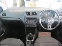 USED 2013 13 VOLKSWAGEN POLO 1.2 MATCH 5d 69 BHP