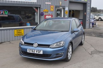 2013 VOLKSWAGEN GOLF 2.0 GT TDI  DSG 5d AUTO 148 BHP  ONLY 35K HUGE SPEC £10999.00