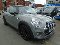 USED 2015 15 MINI HATCH COOPER 1.5 COOPER 3d 134 BHP 1 OWNER, 25,000 MILES