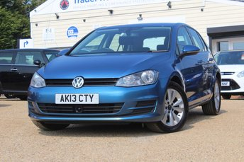 2013 VOLKSWAGEN GOLF 2.0 SE TDI BLUEMOTION TECHNOLOGY DSG 5d AUTO 148 BHP £8295.00