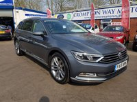 USED 2015 15 VOLKSWAGEN PASSAT 2.0 GT TDI BLUEMOTION TECHNOLOGY 5d 148 BHP 0%  FINANCE AVAILABLE ON THIS CAR PLEASE CALL 01204 393 181
