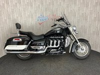 2011 TRIUMPH ROCKET III ROCKET 111 TOURING ABS MODEL 1 OWNER FROM NEW 2011 11  £9290.00