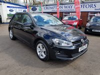 USED 2015 15 VOLKSWAGEN GOLF 1.6 MATCH TDI BLUEMOTION TECHNOLOGY 5d 103 BHP 0%  FINANCE AVAILABLE ON THIS CAR PLEASE CALL 01204 393 181