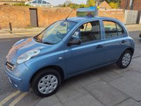 USED 2005 55 NISSAN MICRA 1.2 S 5d 80 BHP