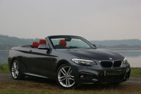 2015 BMW 2 SERIES 1.5 218I M SPORT 2d 134 BHP £14990.00