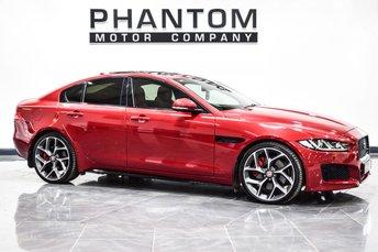 2015 JAGUAR XE 3.0 S 4d AUTO 335 BHP £24990.00