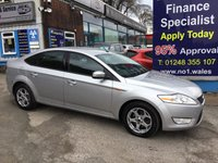 2010 FORD MONDEO 1.8 ZETEC TDCI 5d 125 BHP, only 65000 miles £SOLD