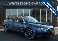 USED 2007 07 AUDI A4 1.8 T SPORT 2d 161 BHP LOVELY CAR WITH BLUETOOTH