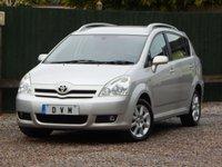 2006 TOYOTA COROLLA 1.8 VERSO T SPIRIT VVT-I 5d AUTO 128 BHP £3470.00