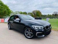 2015 BMW 1 SERIES 3.0 M135I 3d AUTO 322 BHP £19950.00