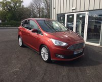 USED 2016 66 FORD C-MAX 1.5 TDCI TITANIUM NAVIGATOR 120 BHP THIS VEHICLE IS AT SITE 2 - TO VIEW CALL US ON 01903 323333