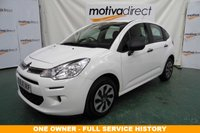 USED 2016 16 CITROEN C3 1.0 PURETECH VT 5 Door 67 BHP