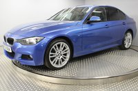 USED 2014 63 BMW 3 SERIES 2.0 320D XDRIVE M SPORT 4d 181 BHP