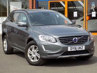 USED 2016 16 VOLVO XC60 2.0 D4 SE 5dr Geartronic ** Bluetooth + Cruise + DAB **