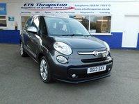 2013 FIAT 500L 1.4 LOUNGE 5d 95 BHP £5995.00