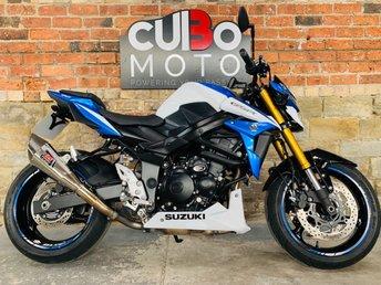 2015 SUZUKI GSR750 ZAL5 ABS Limited Edition £5190.00
