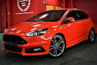 USED 2018 67 FORD FOCUS 2.0 ST-3 5d 247 BHP