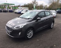 USED 2018 67 FORD FIESTA 1.1 ZETEC NAVIGATIOR NEW MODEL THIS VEHICLE IS AT SITE 2 - TO VIEW CALL US ON 01903 323333