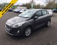 USED 2018 67 FORD FIESTA 1.1 ZETEC NAVIGATIOR NEW MODEL THIS VEHICLE IS AT SITE 1 - TO VIEW CALL US ON 01903 892224