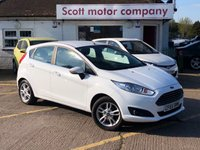 2016 FORD FIESTA 1.2 Zetec 5 door £6999.00