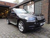 2011 BMW X5 3.0 XDRIVE40D SE 5d AUTO HIGH OUTPUT 302 BHP £14795.00