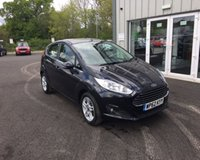 USED 2013 62 FORD FIESTA 1.25 ZETEC THIS VEHICLE IS AT SITE 2 - TO VIEW CALL US ON 01903 323333
