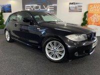 2010 BMW 1 SERIES 2.0 116D M SPORT 3d 114 BHP £4299.00