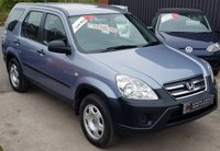 USED 2006 06 HONDA CR-V 2.0 I-VTEC SE 5d 148 BHP Ultra Low Mileage - 2 Owners - 6 Services - Local Car