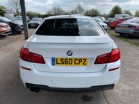 USED 2010 60 BMW 5 SERIES 3.0 523I M SPORT 4d 202 BHP