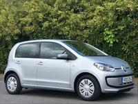 USED 2013 13 VOLKSWAGEN UP 1.0 MOVE UP BLUEMOTION TECHNOLOGY 5d 59 BHP
