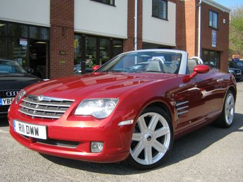 2005 CHRYSLER CROSSFIRE 3.2 V6 2d AUTO 215 BHP £SOLD
