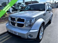 USED 2009 09 DODGE NITRO 2.8 CRD SXT Station Wagon 5d 2777cc