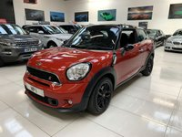 2014 MINI COOPER 1.6 PACEMAN COOPER S 3d 184 BHP VISUAL BOOST £11495.00