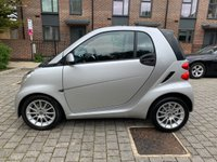 USED 2012 61 SMART FORTWO 1.0 PASSION MHD 2d AUTO 71 BHP Low Mileage, HPI Clear, 6m Warranty, NEW MOT, Finance