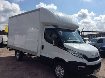 2015 IVECO DAILY 2.3 35S13126 BHP 14 FOOT BODY TAIL LIFT AIR CON 1 OWNER FSH NEW MOT  £14900.00