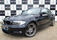 USED 2013 63 BMW 1 SERIES 2.0 120D SPORT PLUS EDITION 2d 175 BHP