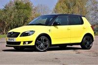 USED 2011 11 SKODA FABIA 1.6 TDI CR Monte Carlo 5dr £20 road tax a year