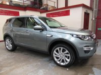 2016 LAND ROVER DISCOVERY SPORT 2.0 TD4 HSE Luxury 4X4 5dr £27500.00