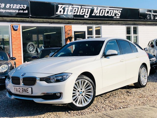 2012 12 BMW 3 SERIES 320D LUXURY 2.0