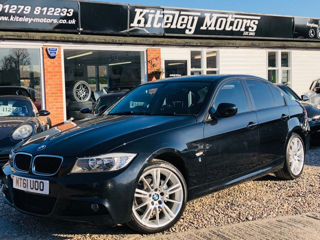 2011 61 BMW 3 SERIES 2.0 318I PERFORMANCE EDITION