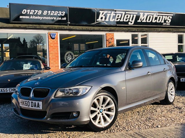 2010 60 BMW 3 SERIES 2.0 318I SE BUSINESS EDITION