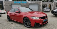 2016 BMW M3 3.0 M3 4d AUTO 426 BHP   *ALLOYS INCLUDED* £38750.00