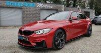 USED 2016 16 BMW M3 3.0 M3 4d AUTO 426 BHP    VRT PRICE FOR REPUBLIC OF IRELAND €19,880