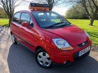 2010 CHEVROLET MATIZ 1.0L SE 5d 65 BHP £2495.00