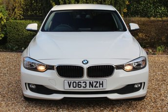 2013 BMW 3 SERIES 2.0 320D EFFICIENTDYNAMICS 4d 161 BHP £10000.00