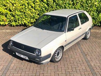 1991 VOLKSWAGEN GOLF MK2 1.6 DRIVER 3d AUTO 74BHP RARE CLASSIC px swap £3490.00